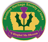 Scottish Heritage Society of Iowa Logo