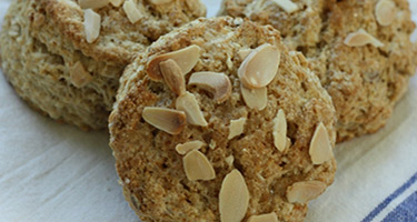 Scottish Buttermilk Oat Scones